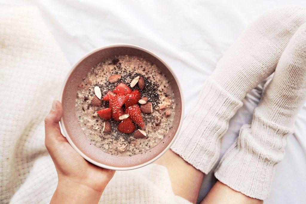 5 Gründe für warmes Frühstück