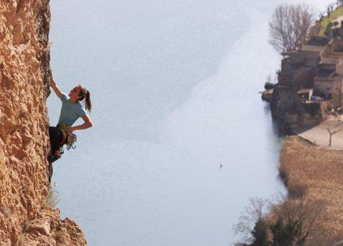 Klettern Muskeln
