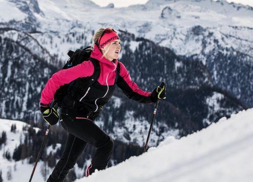 Outdoor Sport im Winter