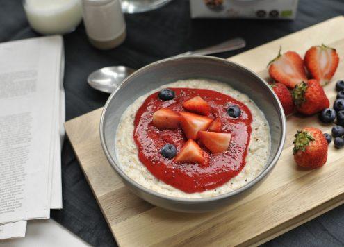 Ist Porridge gesund?