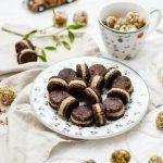 Kakao Dattel Cookies Verival Weihnachten