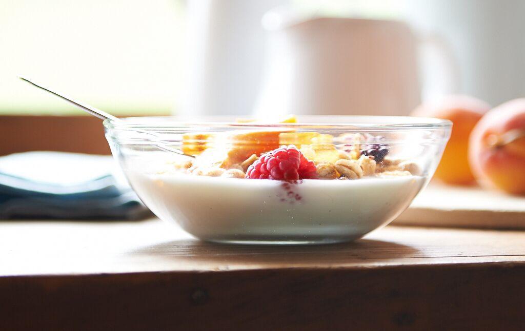 10 bonnes raisons d'opter pour le lait bio de foin et d'alpage