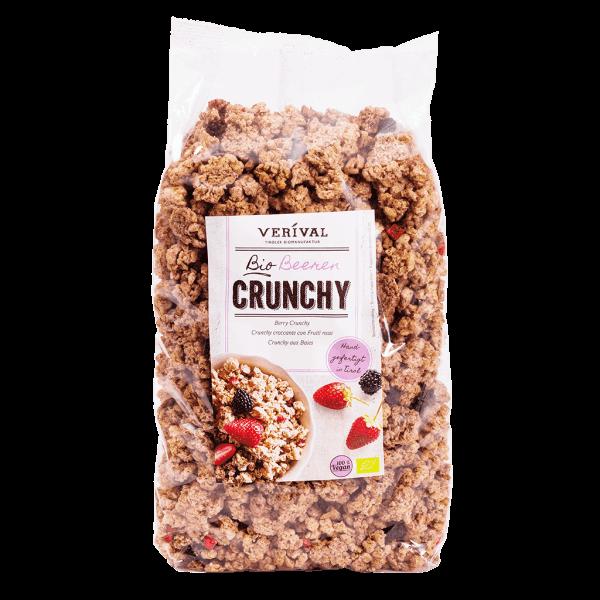 Crunchy aux Baies 1400g