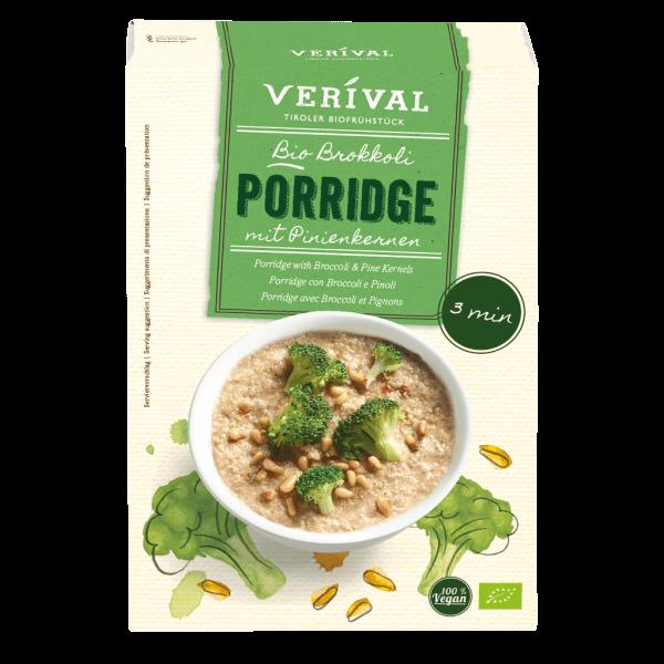 Porridge avec Broccoli et Pignons