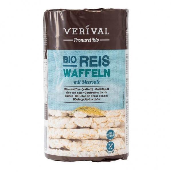 Verival Reiswaffeln mit Salz