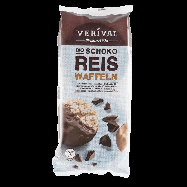Gaufrettes de Riz au Chocolat
