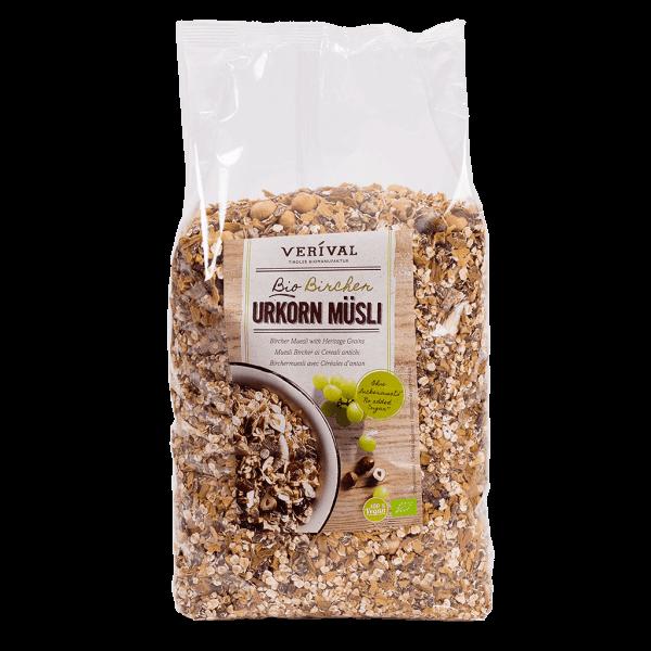 Birchermuesli avec Céréales d'antan 1500g