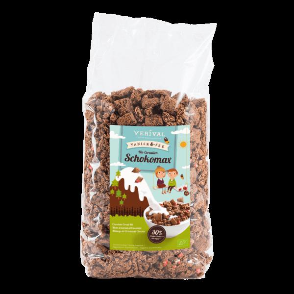 Verival Mélange de céréales au chocolat 1400g