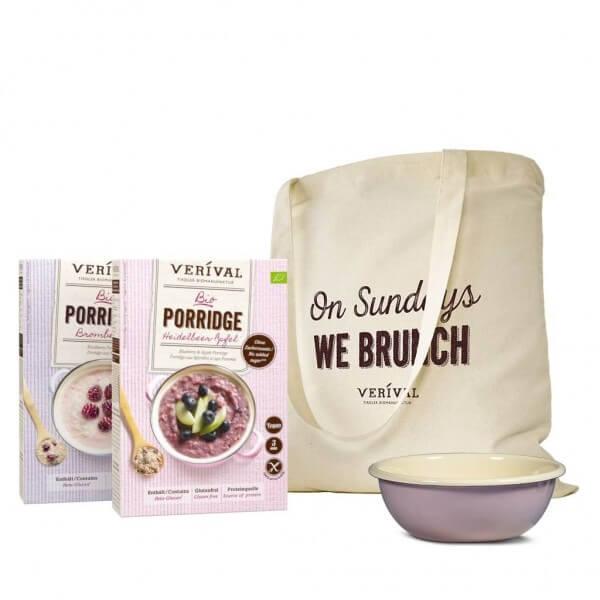 Coffret de porridges « Envie de baies »