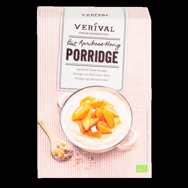 Porridge aux Abricots et Miel