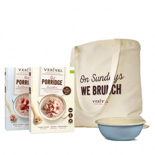 Coffret de porridges « Vive la polyvalence »