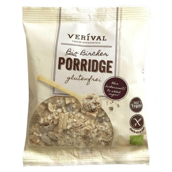 Verival Bircher Porridge 45g