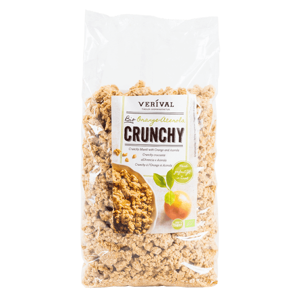 Crunchy à l'Orange et Acérola 1500g