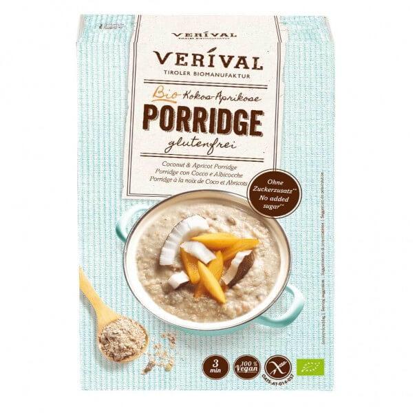 Verival Kokos-Aprikose Porridge