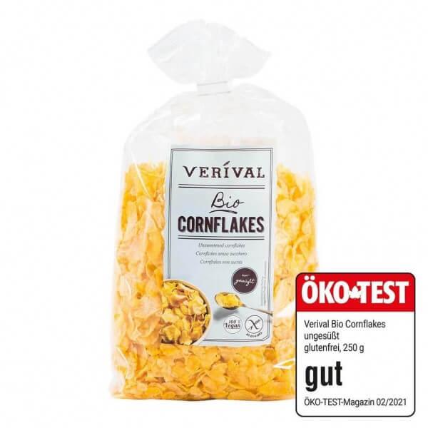 Cornflakes non sucrés 250g