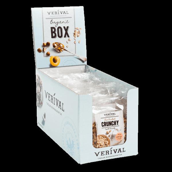 Cereal-Box Crunchy d'Épeautre 8x 70g