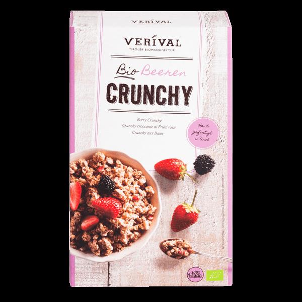 Crunchy aux Baies