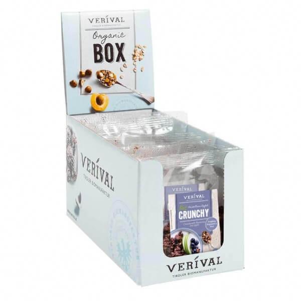 Verival Cereal-Box Moosbeer-Apfel Crunchy 8x 50g